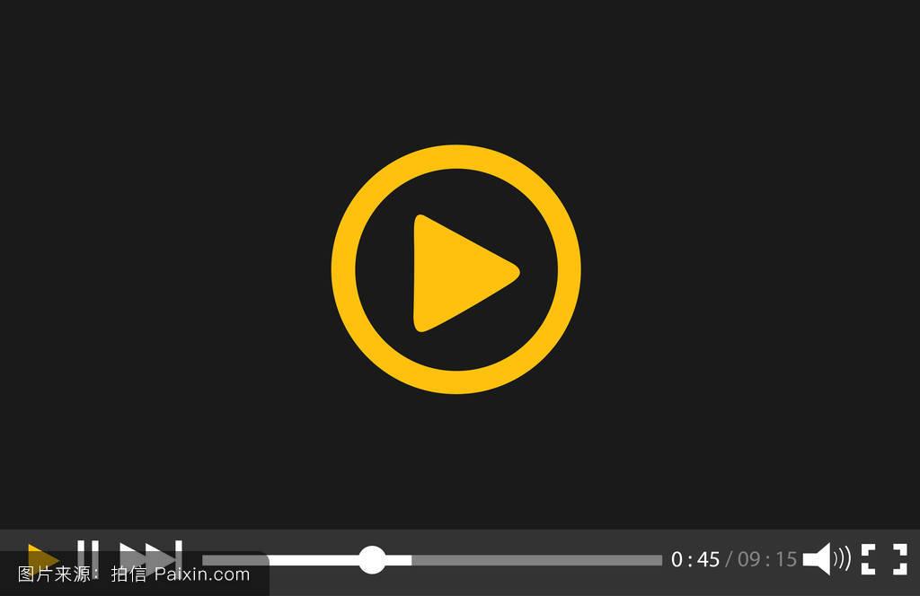 视频_网络和移动应用程序的视频播放器