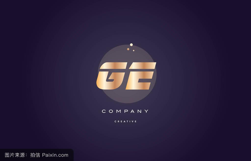 ge_ge g e金紫色的字母�