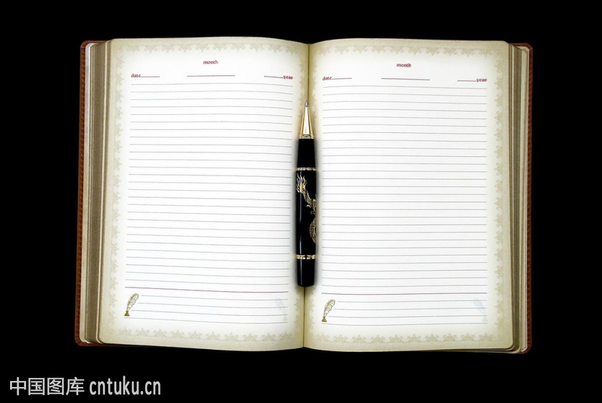 日记图_笔记本