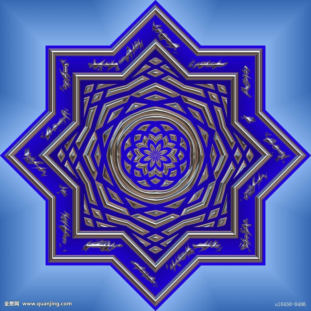 抽象,佛教,形状,宗教坛场,设计,插画,财富,花,背景,艺术,漂亮,创意图片