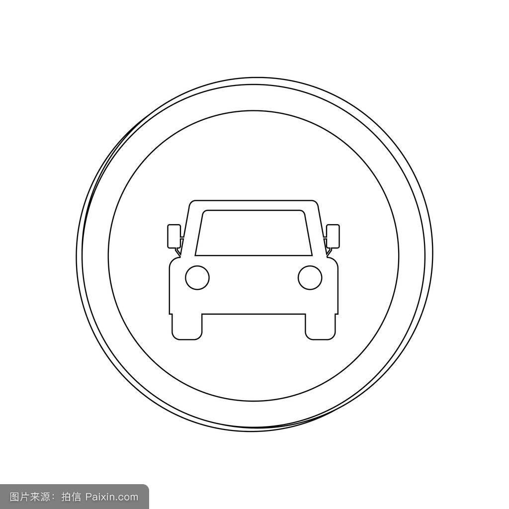 车轮,运输,信号,签名,条纹,过路车,街道,交叉,按钮,偶像,三角形标志图片