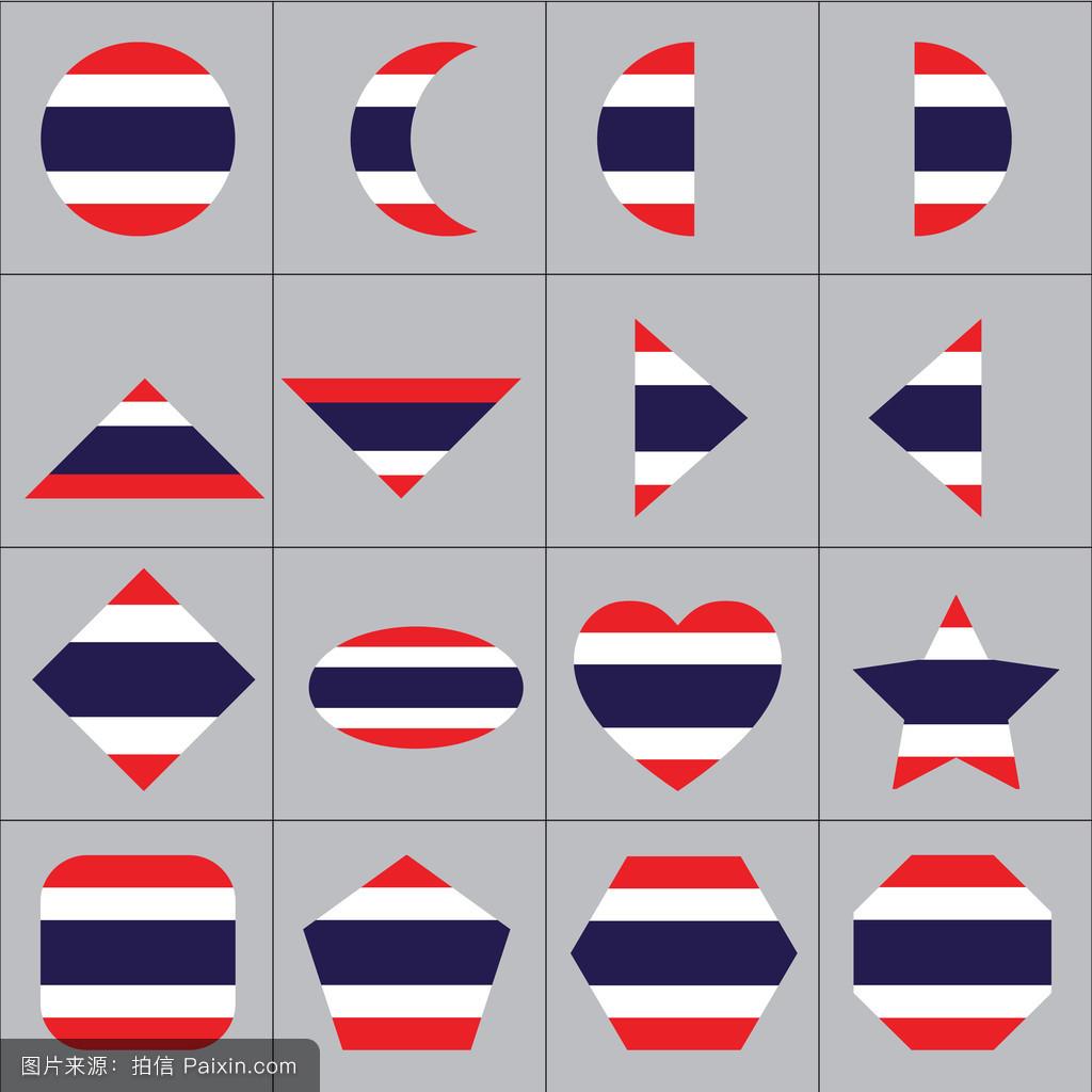 蓝色,国家,模式,标志,旗帜,三角形,符号,表情符号,五角形,rgb,概念图片