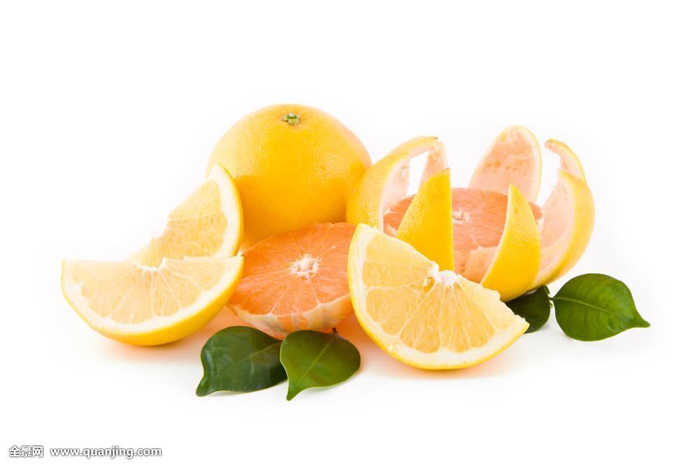 切片,柚子图片