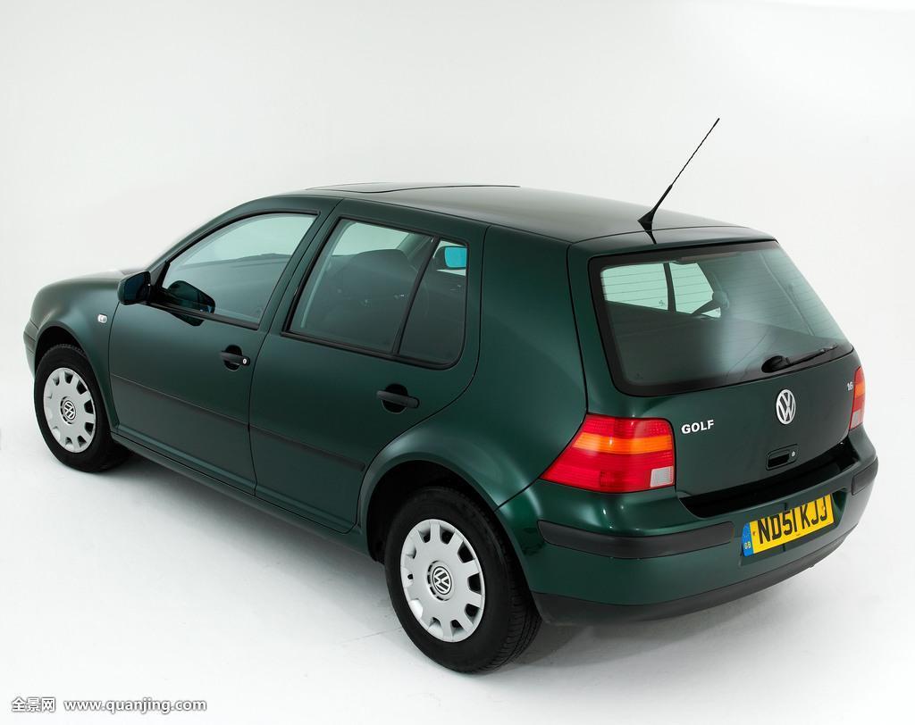 2001年,大众汽车,高尔夫图片