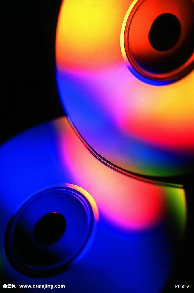 风格,圆,圆形,特写,cd,光盘,彩色,电脑,科技,高科技,概念,信息技术,灯图片