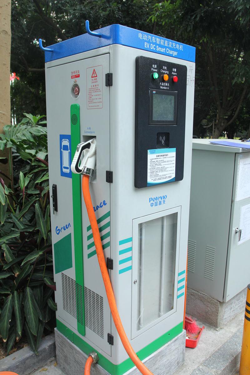 电动汽车充电桩检测装置的性能高清图片