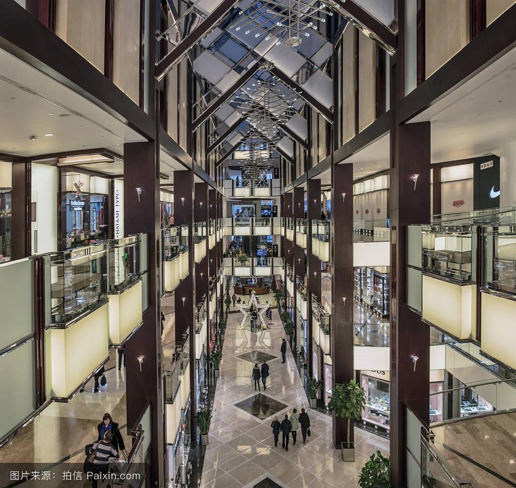 假期豪华购物者myakinino商店装饰性的维加斯奢侈工作中心