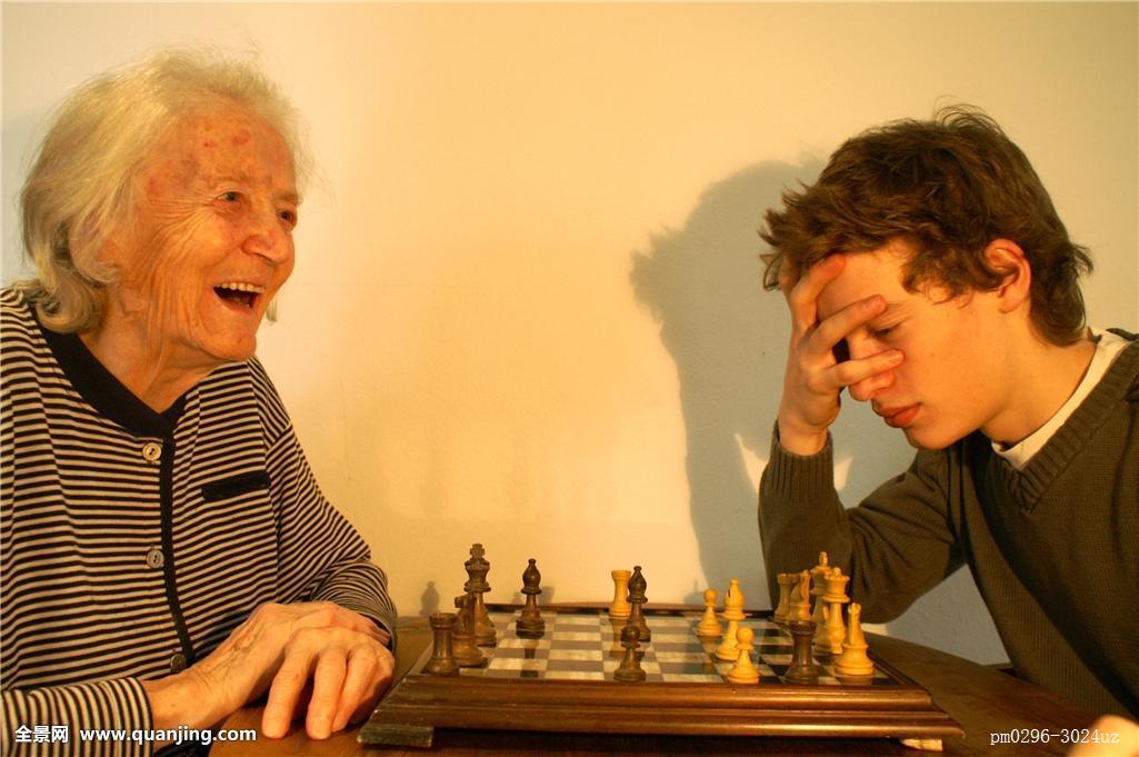 奶奶和孙子xinjiao_友谊,游戏,锦标赛,玩,迷失,奶奶,体格,竞赛,下棋,快照,神智,训练,决斗