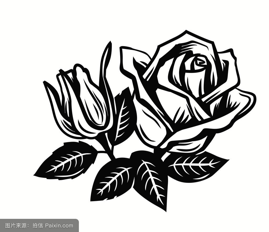 纹身大全蔷薇图集展示石景山名片设计好的图片