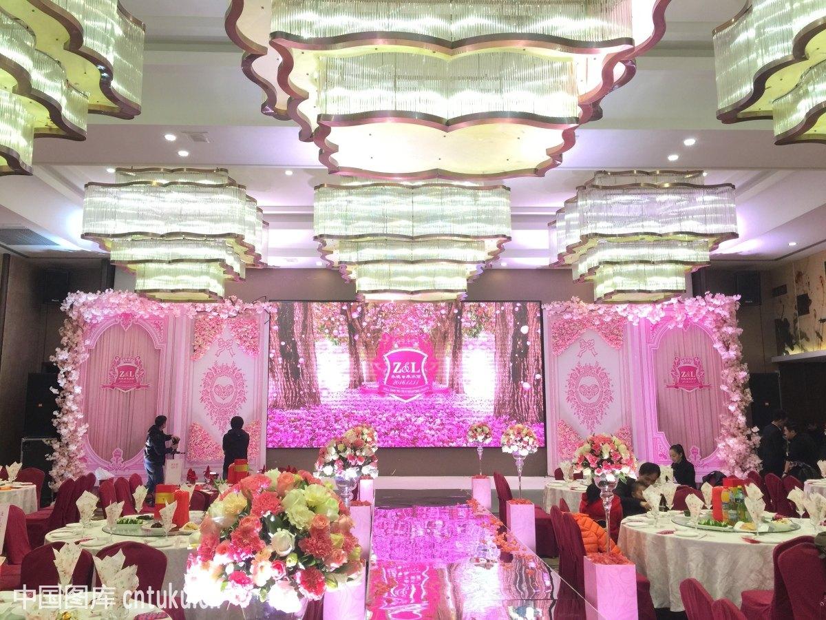 中式婚礼现场布置素材 中式婚礼现场布置图片中式图片