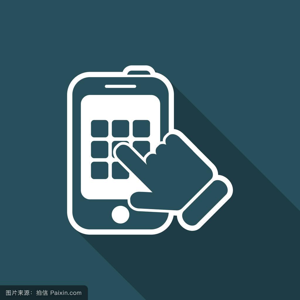 智能手机的电话