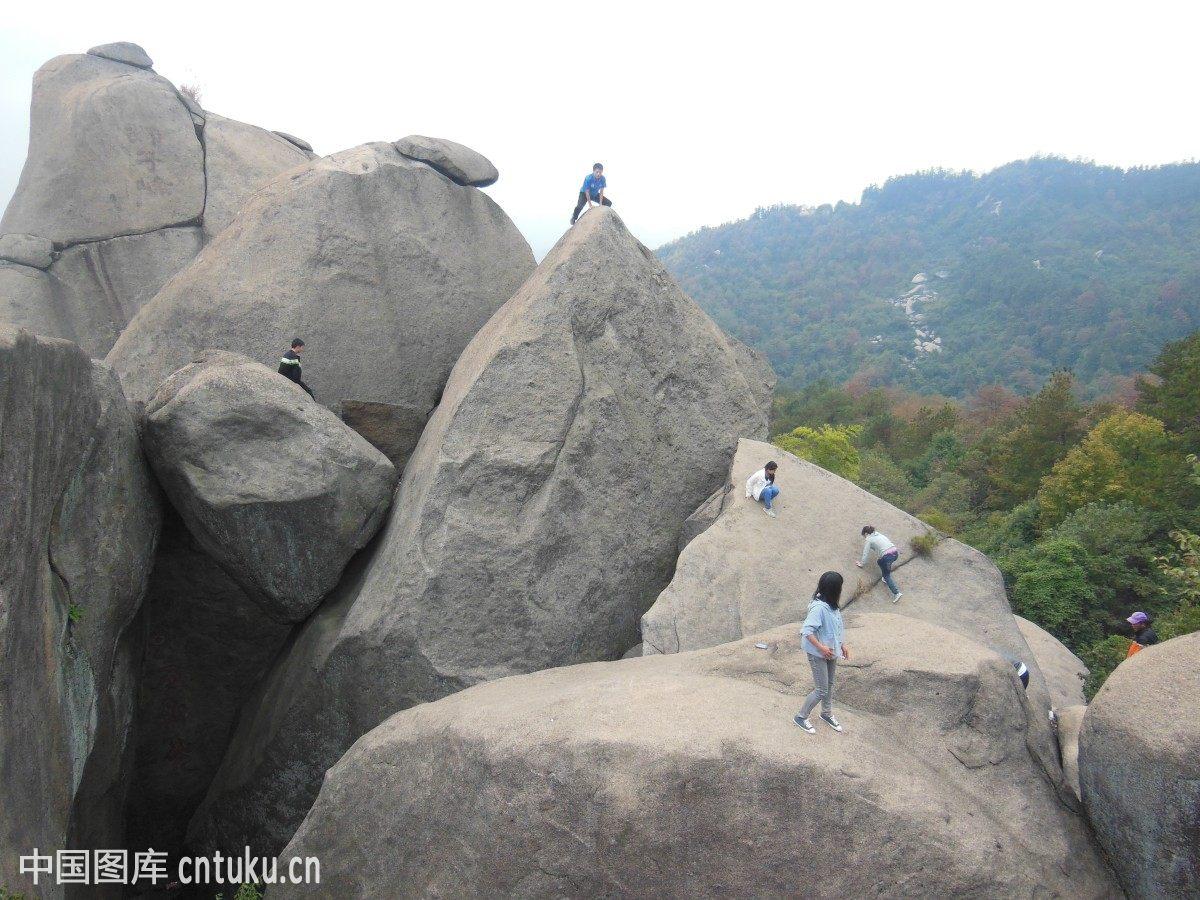 风光类:南昌梅岭国家森林公园图片