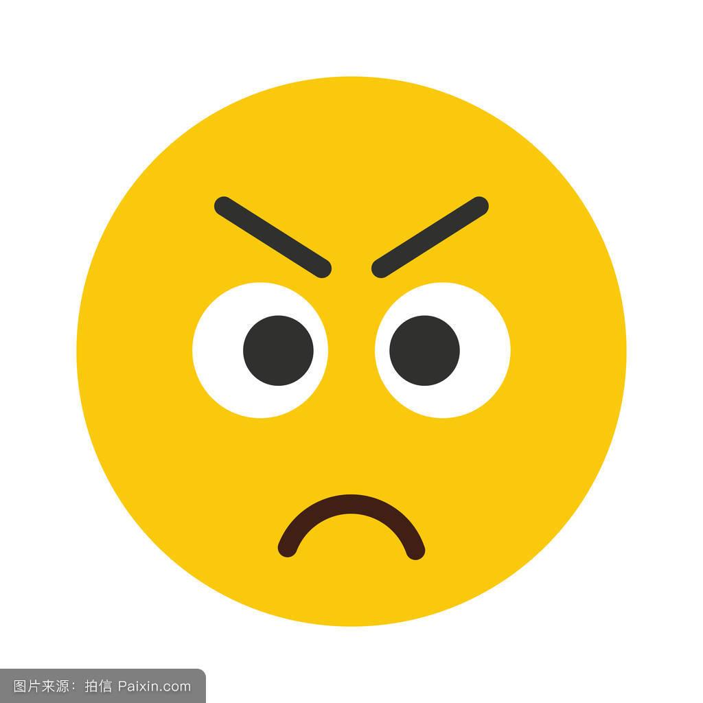 笑�9�9�#��'_卡通,爱,性格,符号,表情符号,面对,黄色的,头,笑,签名,图解的,快乐