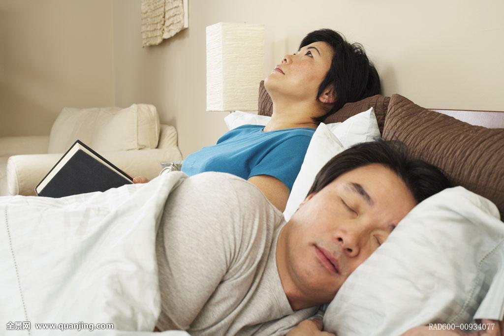 梦到老婆和她前夫睡觉