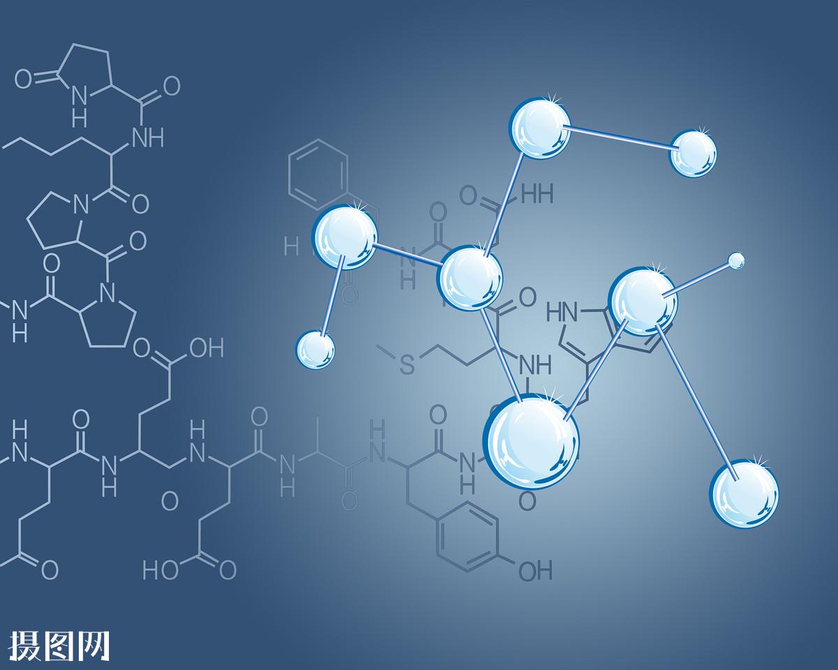 水的分子结构图-水的分子结构的读法-小分子团水检测-图片