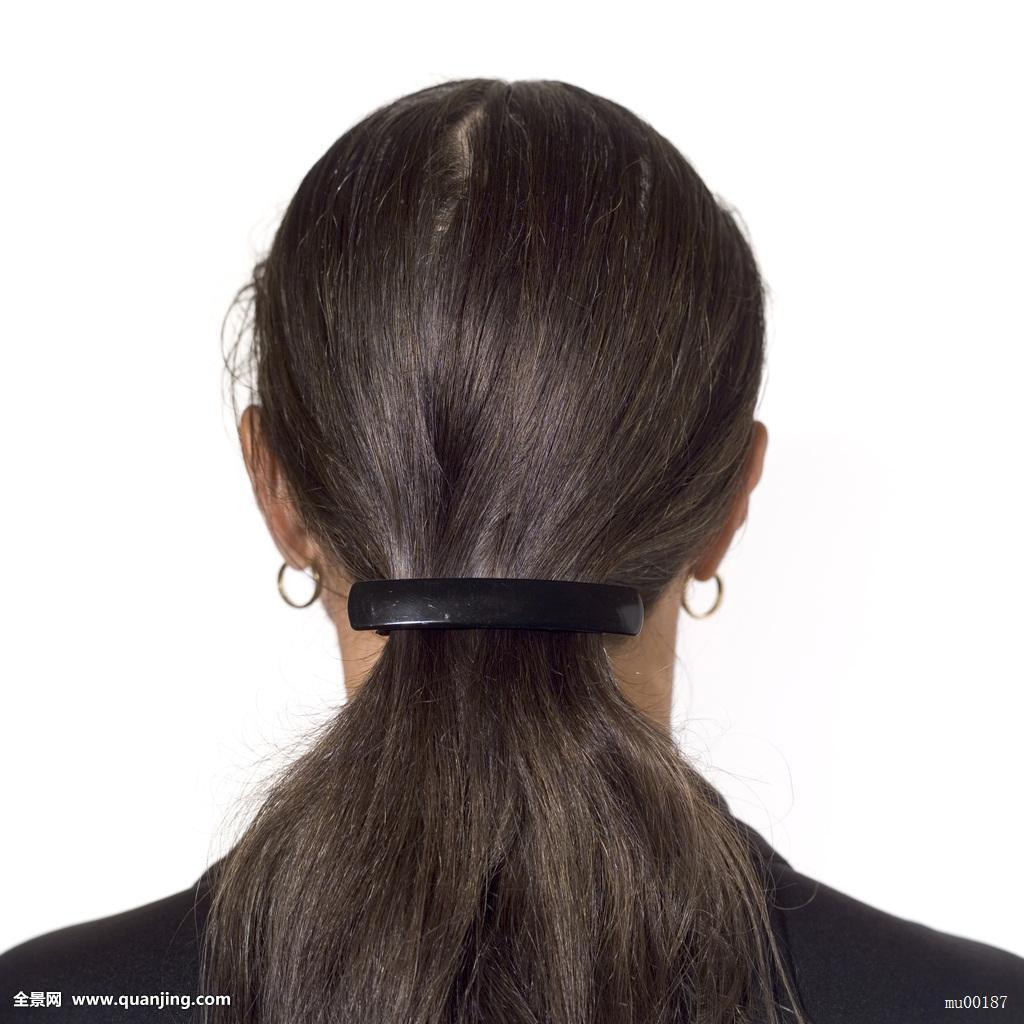 后脑勺剪头发图片抖音分享展示图片