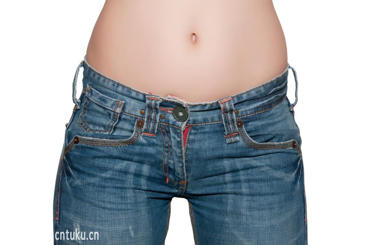 肚脐�yf�y�-yolyf�x�_白色,肚脐,孤独,化妆,口袋,蓝色,牛仔裤,女孩,女士,减肥,胃,衣服