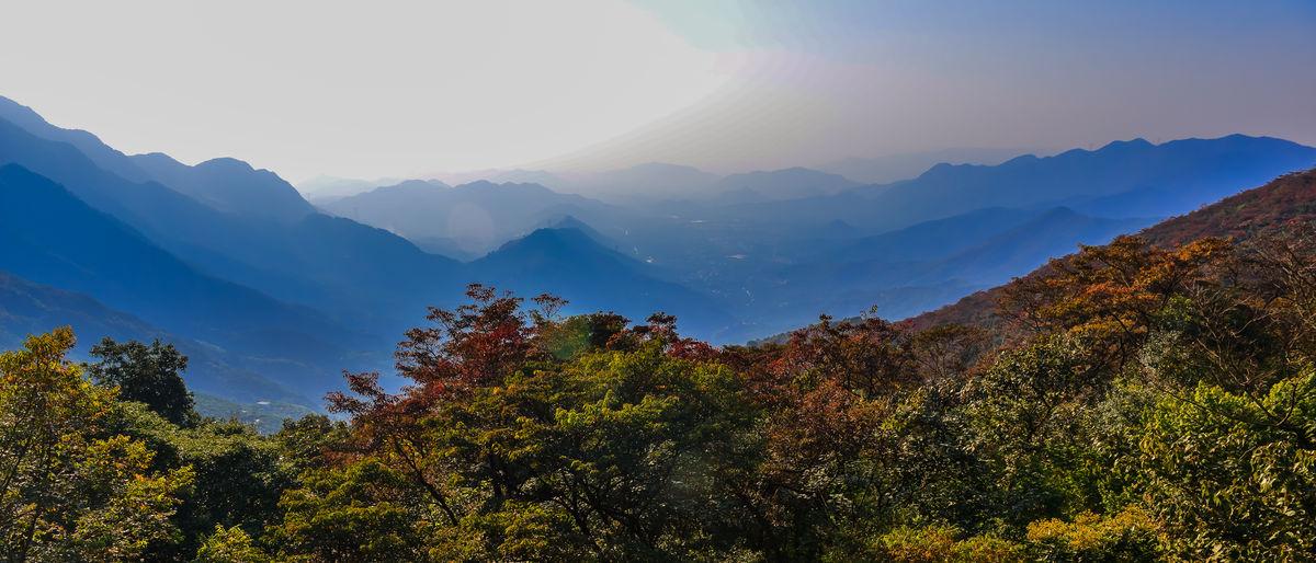 广州从化哪里有婚纱照-从化石门国家森林公园有什么景点