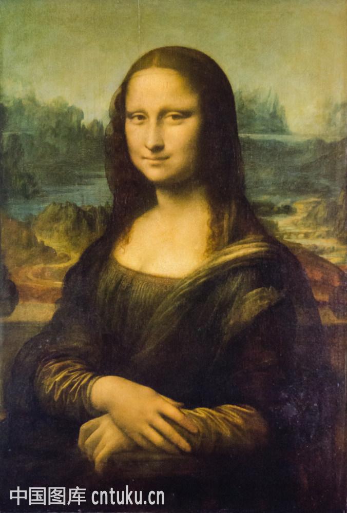 蒙娜丽莎的微笑 米开朗基罗图片