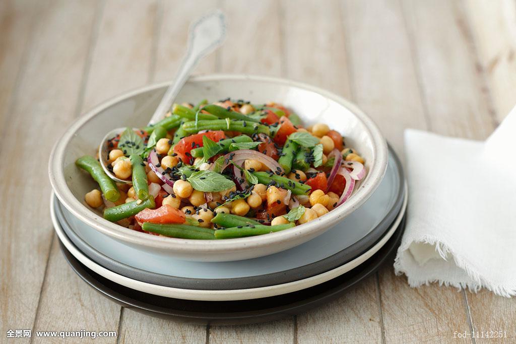 就绪,烹饪,红洋葱,沙拉,开胃菜,序列,西红柿,蔬菜,素菜,菜肴,蔬菜沙拉图片