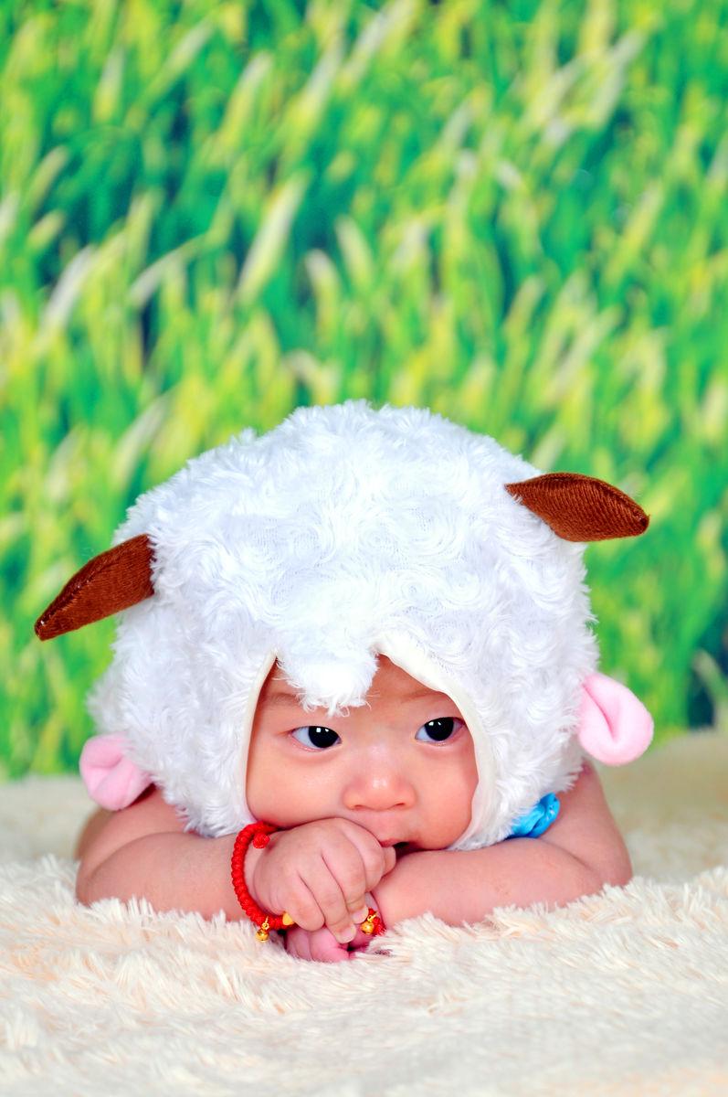 婴儿,幼儿,宝宝,男孩,婴幼儿,宝宝写真,百天照,亲情图片