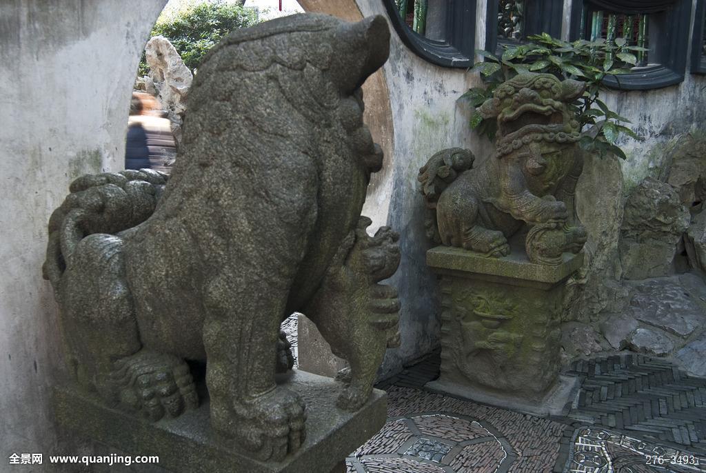 上海豫园图片