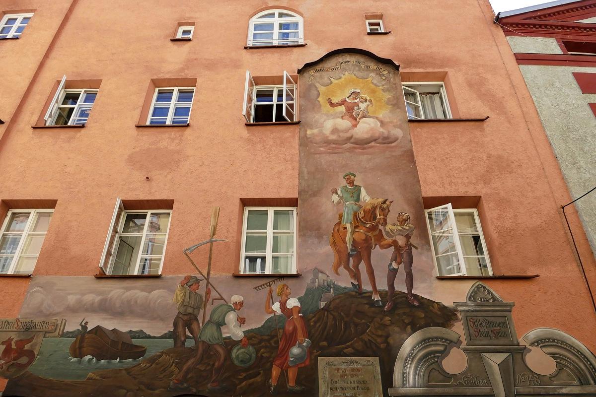 和蔼之人部落艺术上巴伐利亚著名景点窗户户外建筑摄影与