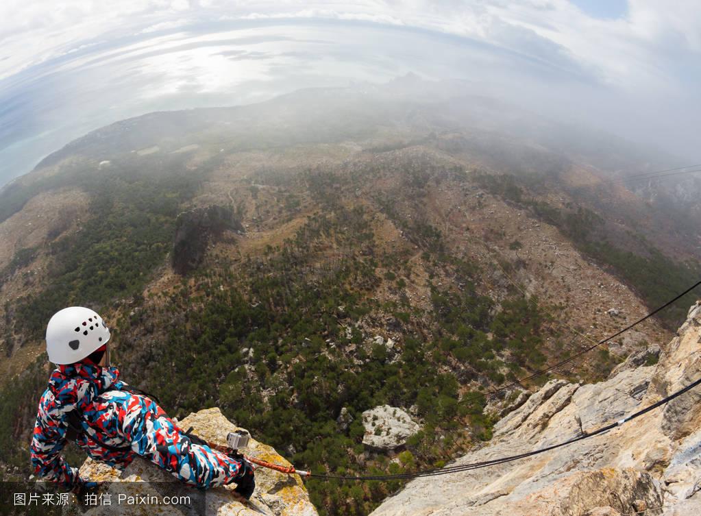 沙蹦极_天空,景观,蹦极,信仰,肾上腺素,岩石,坠落,飞,高的,相信,惊吓,自由