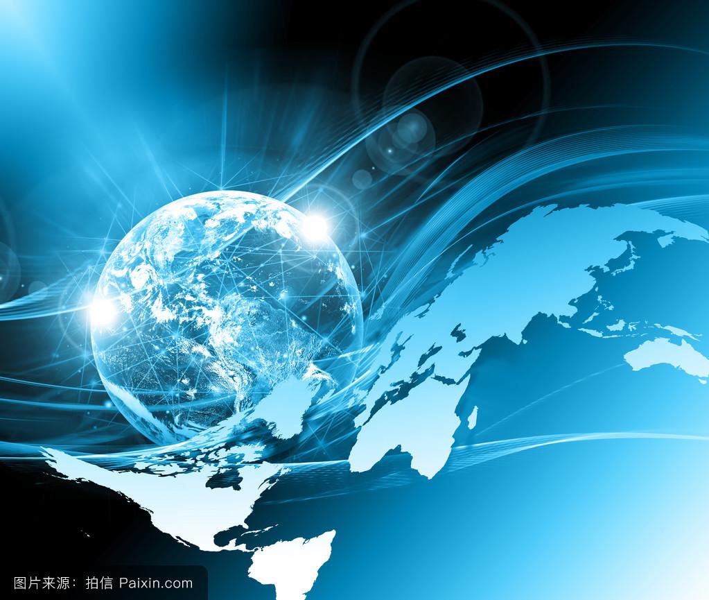 从概念系列看全球商业最佳互联网概念.这幅图片由nasa提供.图片