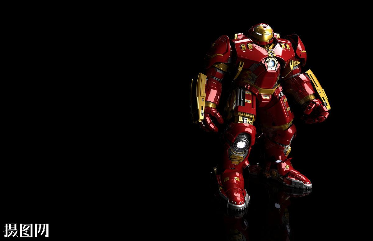钢铁侠,反浩克,铠甲,钢铁侠盔甲,电影,浩克,漫威,复仇者联盟,科幻图片