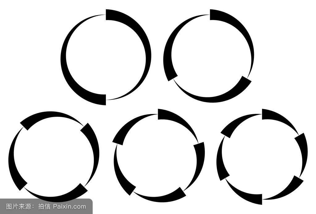 环�9c.��fz���d_set of segmented circles.