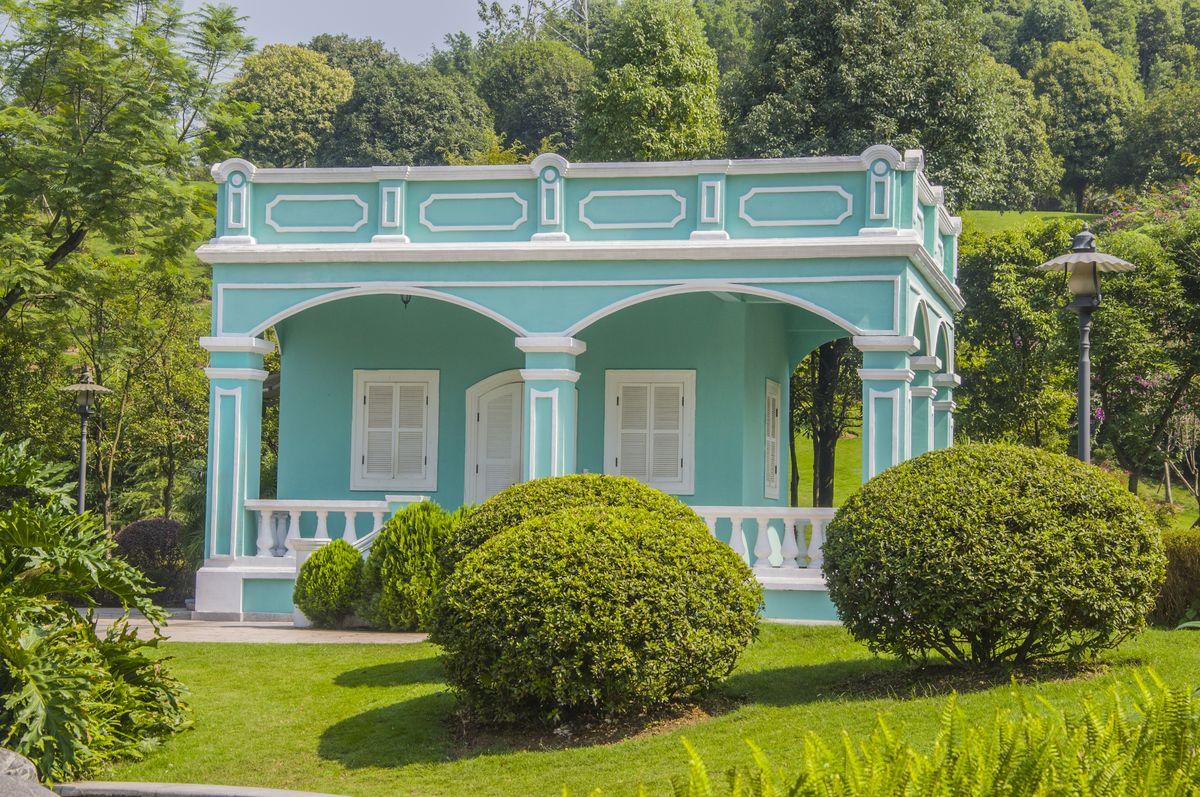 地中海,乡村田园,洛可可巴洛可风格,地中海式建筑,旅游度假村,南欧图片