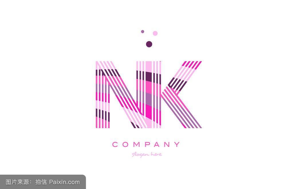 高尔垹��9�k�n#:a�y.._nk n k字母标志的粉�%