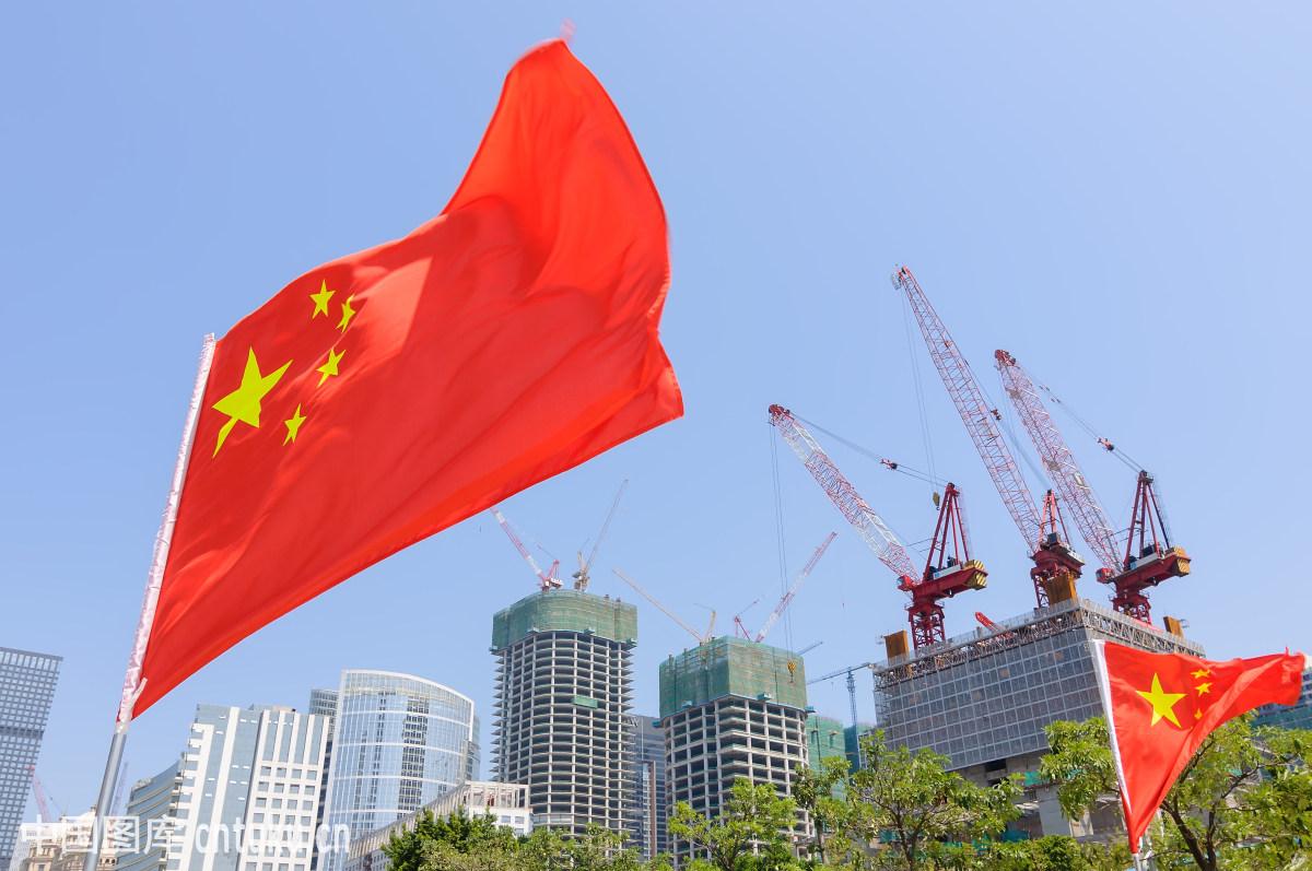 中国�9an:/n�g>K�_中国 国旗 建筑 建设