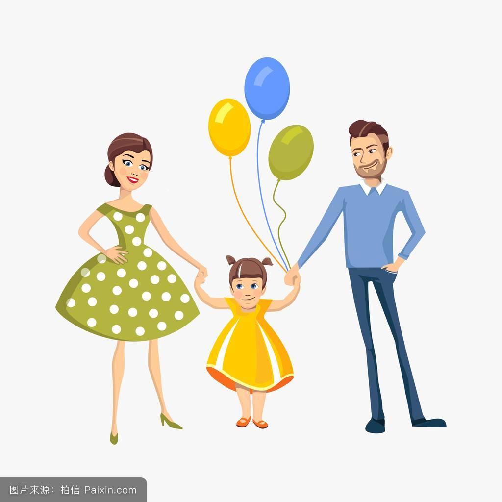 摸妈妈操妈妈�9l#�+_家庭,妈妈,爸爸和婴儿