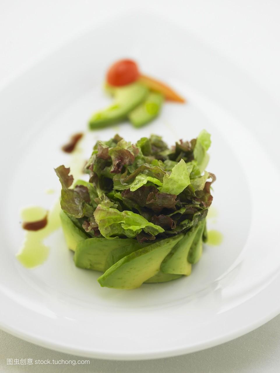 果蔬,对焦,妥贴,妥当,准备,配方,营养,可以食用的,素菜,器皿,沙拉,失图片