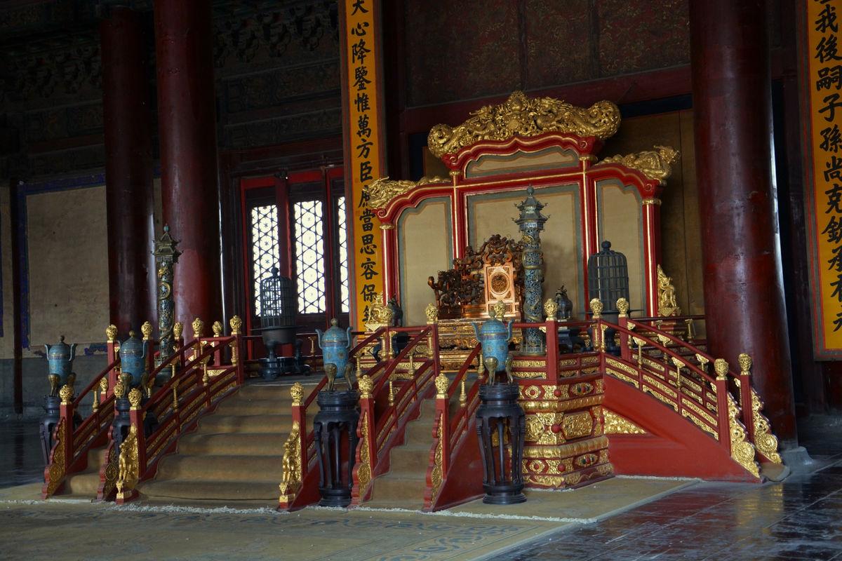 紫禁城,古建筑群,龙椅,皇家园林,古风,中国风,古建筑,殿宇,宫殿图片