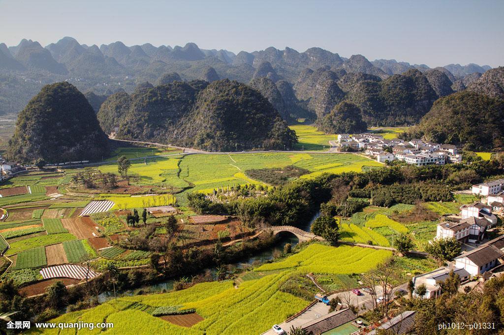贵州兴义万峰林图片