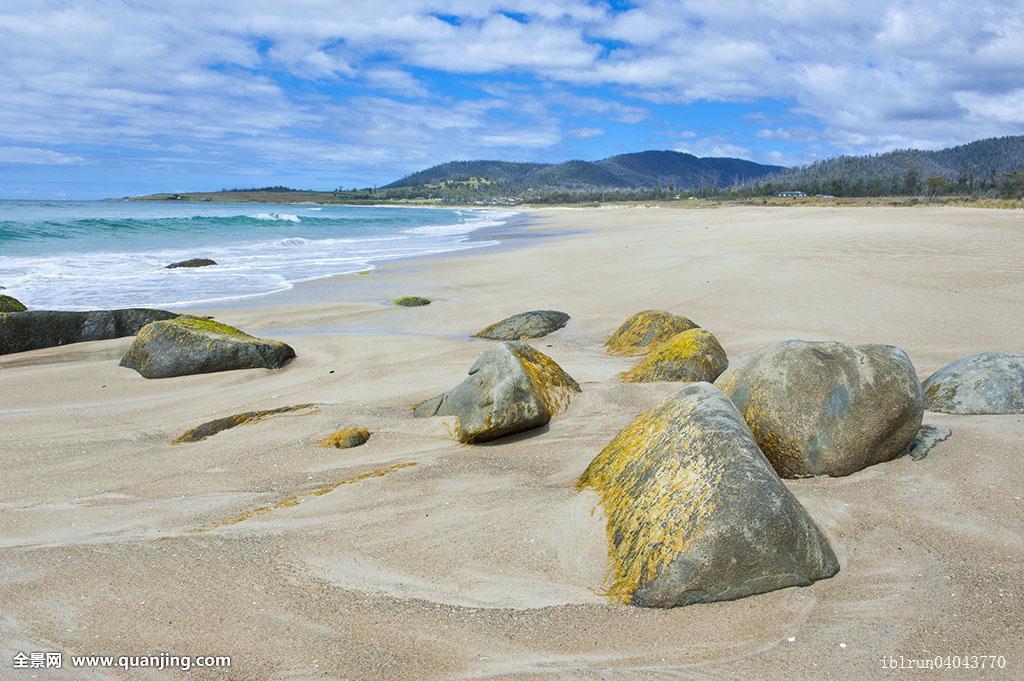 海滩,美景,海岸线,海岸,白天,印度洋,风景,自然,无人,海洋,户外,石头图片