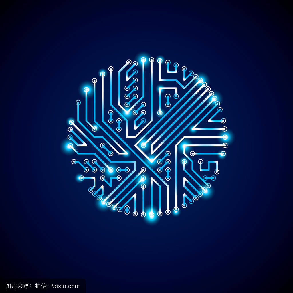 微�y�'���.)9ke�(j9��_圆形的微处理器方案