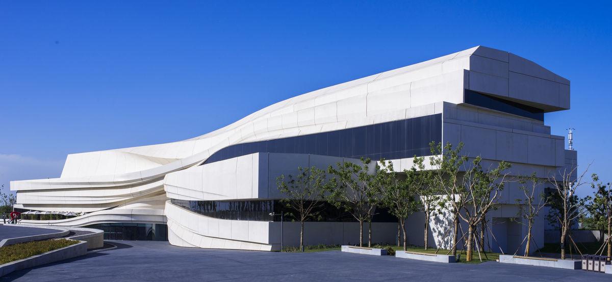 银川当代美术馆图片