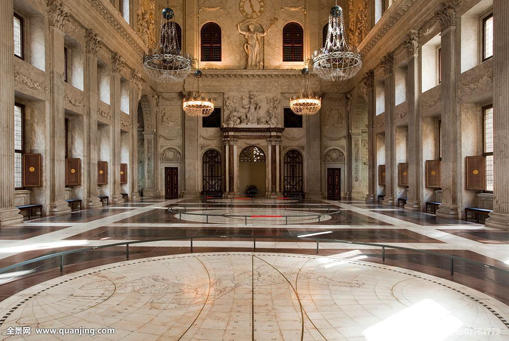 市民,设计,荷兰,欧洲,著名,大厅,室内,内部,国王,华美,无人,宫殿,照片图片