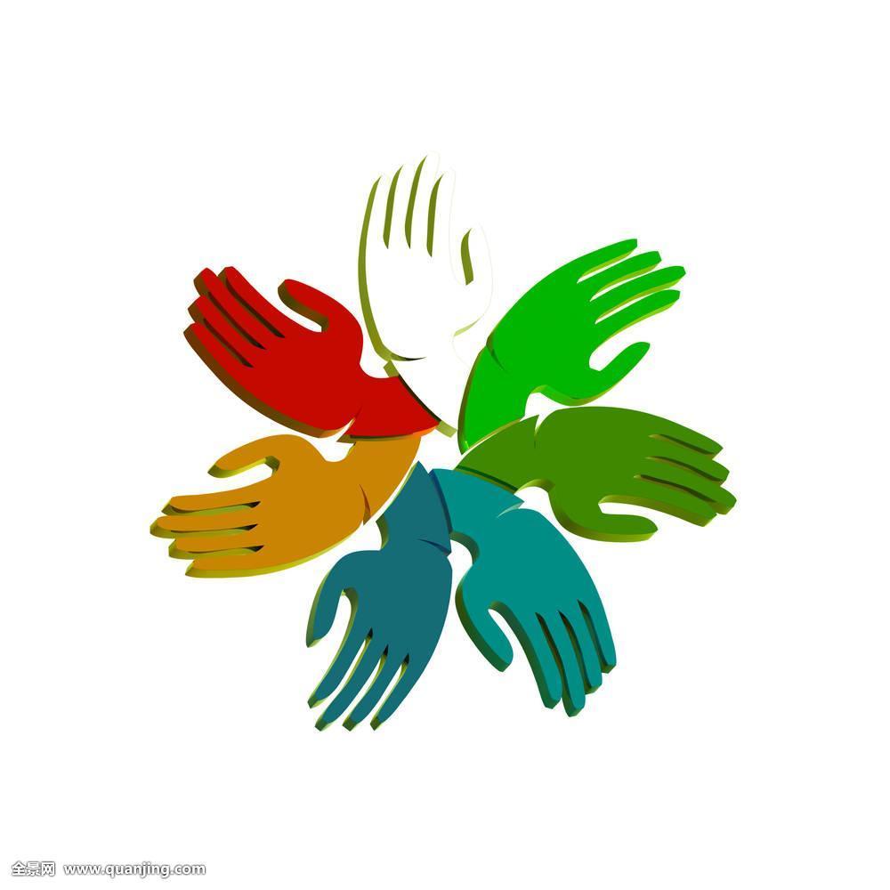 心形,喜爱,握手,网络,领导,慈善,孩子,鲜明,商务,花,图像,友谊,团队图片