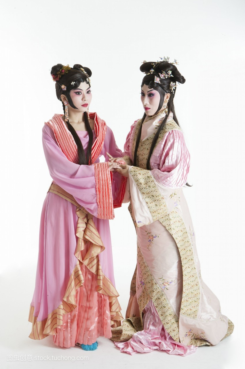 中老年女人,头饰,古装,脸谱,假发,艺术文化表演,艺术家,艺术,舞台服图片
