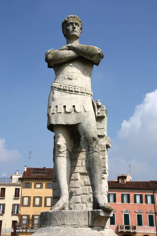 帕多瓦,意大利,建筑,旅行,旅游,观光,目的地,雕塑,纪念建筑,纪念,艺术图片