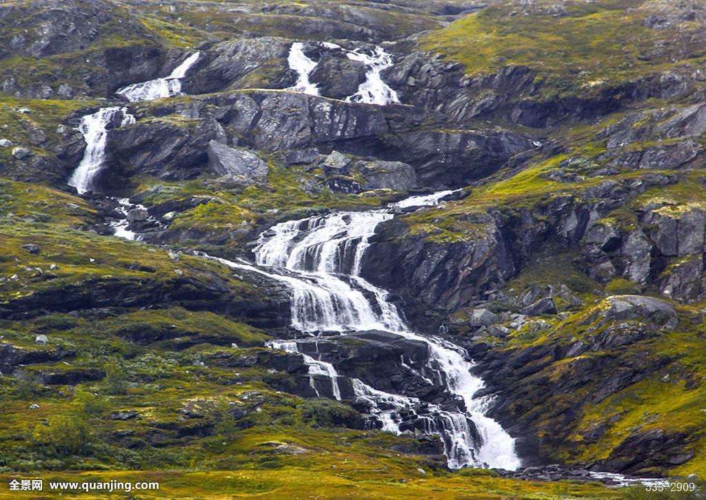 美丽的北欧国家挪威王国图片