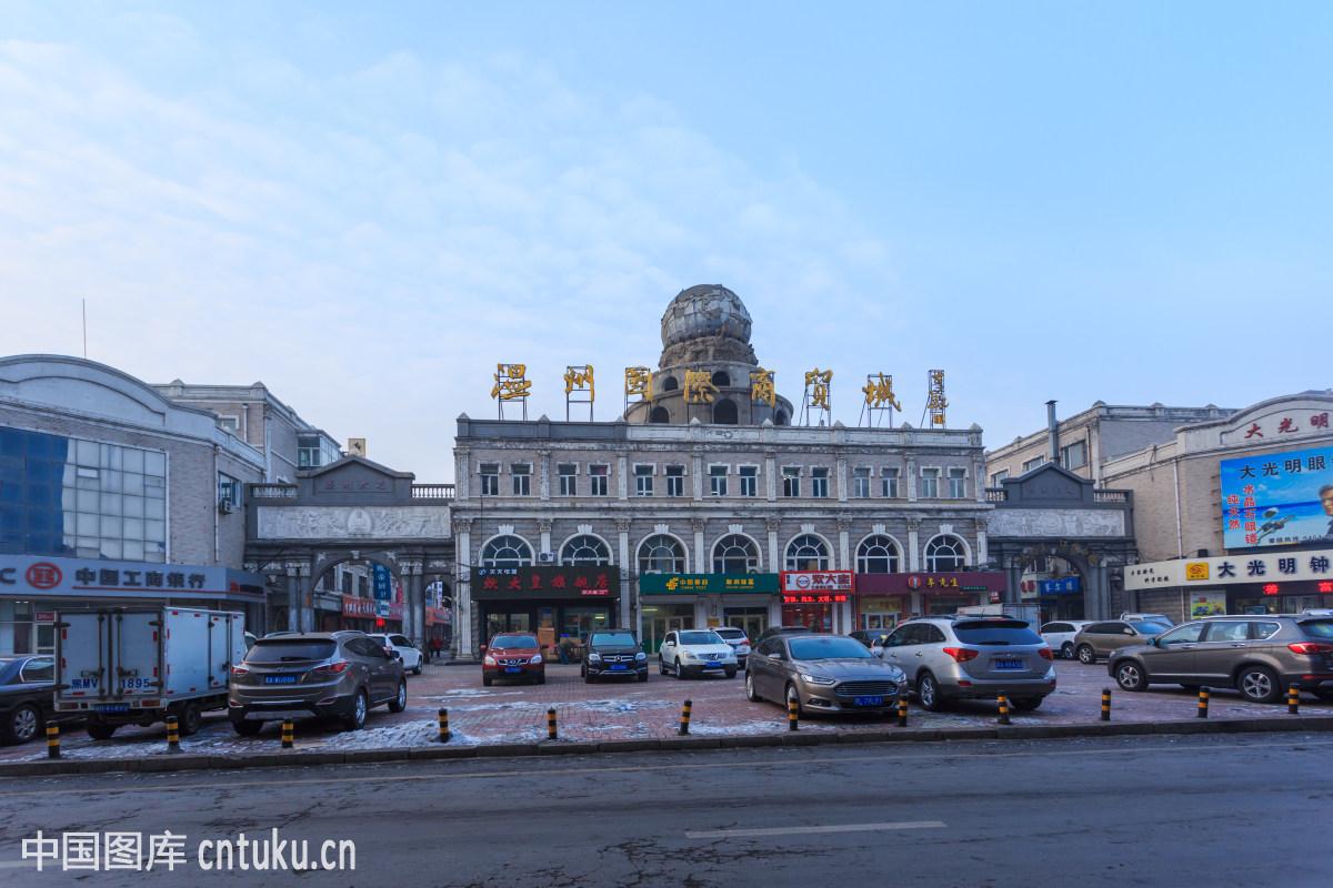 哈尔滨巴洛克建筑图片