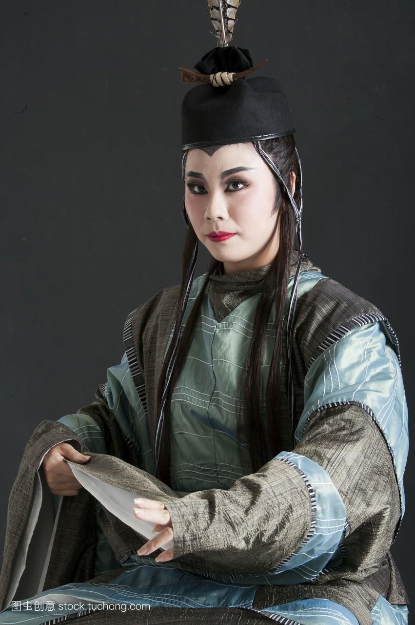 只有女人,女人,只有成人,影像,中国,假发,头饰,戏服,脸谱,古装,舞台服图片