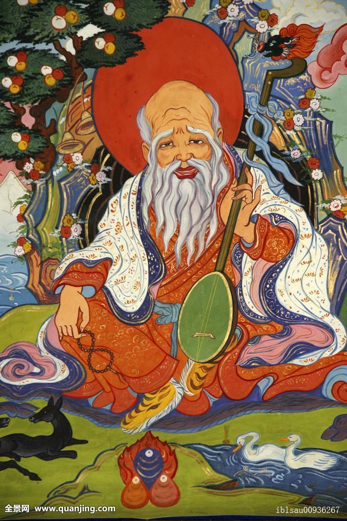 绘画神圣室内内部制作男人蒙古蒙古人音乐音乐人无人照片