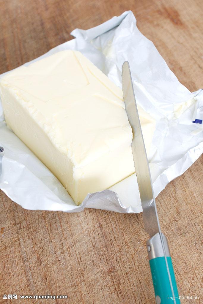 人造奶油的成分_吃饭,脂肪,箔,食物,金色,食品杂货,健康,横图,成分,隔绝,刀,人造奶油